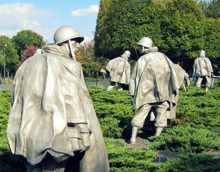 56 Korean War Memorial