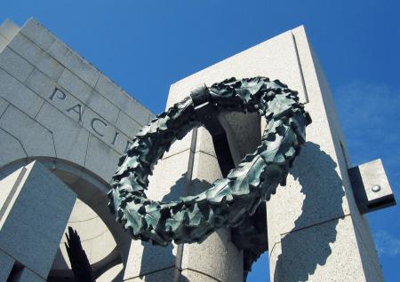 20 World War II Monument 1
