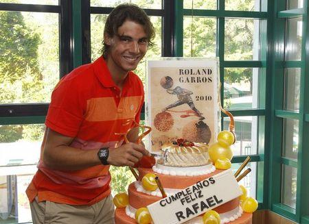 Rafael Nadal 24th Bday RG.10 1 r