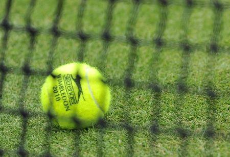 Grass Tennis Wimbledon Ball W.10 r
