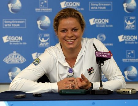 Kim Clijsters 2nd W Eastbourne.10 g