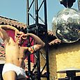 03 Dancer With Disco Ball