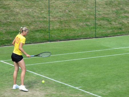 Maria Sharapova Practices Wimbledon.10 3 fb