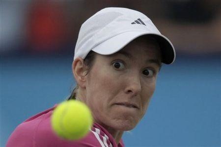 Justine Henin Wins 's-Hertogenbosch.10 ap