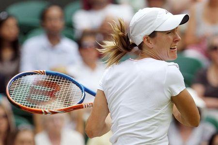 Justine Henin 3rd R Win Wimbledon.10 g