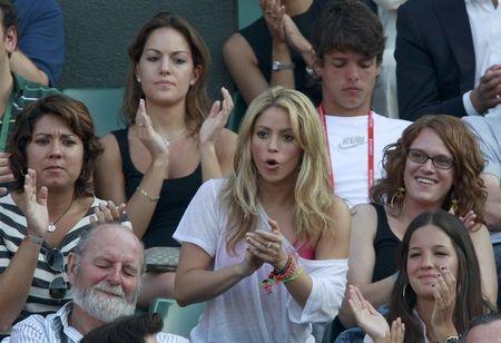Shakira Wimbledon.10 1 r