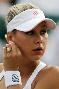 Anna Kournikova Wimbledon.10 2 g