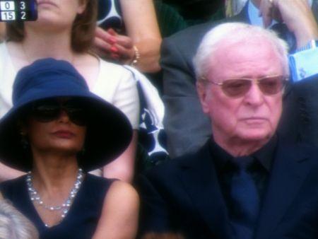 Michael Caine Wimbledon.10