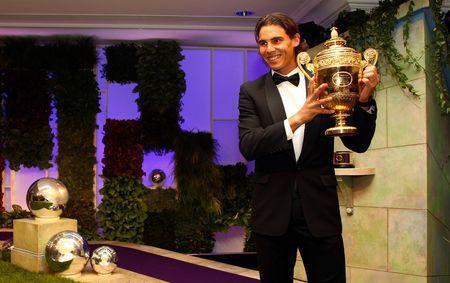 Rafael Nadal Wimbledon.10 Ball 1
