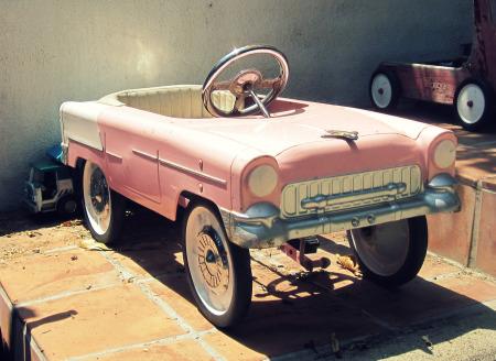 Copy of Old Kids Car