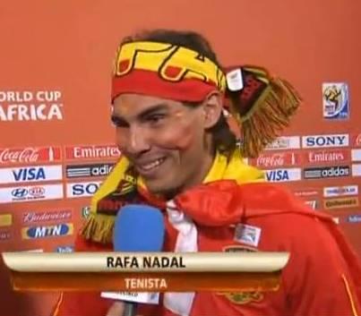 Rafael Nadal World Cup 1