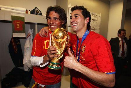 Rafael Nadal World Cup 3