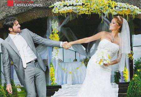 Janko Tipsarevic Wedding 1