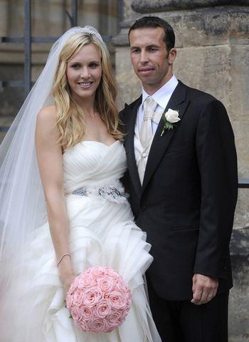 Radek Stepanek Nicole Vaidisova Married 3 g