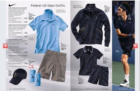 Roger Federer Kit US Open.10