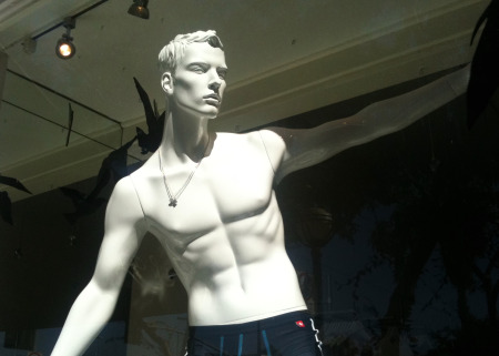 Copy of Andrew Christian Mannequin