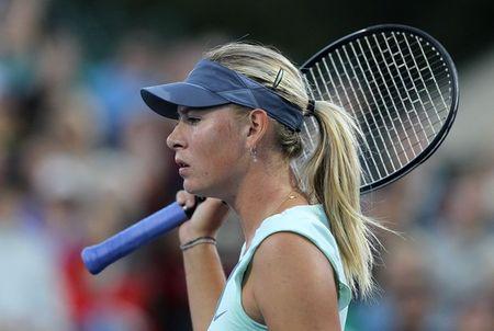 Maria Sharapova Sf Win Stanford.10 g