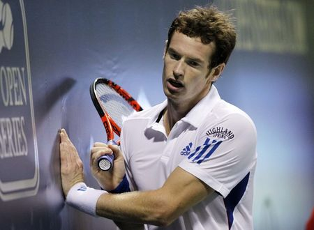 Andy Murray Sf Win LA.10 r