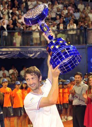 Juan Carlos Ferrero Wins Umag.10 g