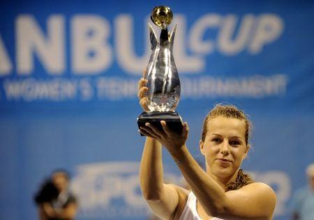 Anastasia Pavlyuchenkova Wins Istanbul.10 g