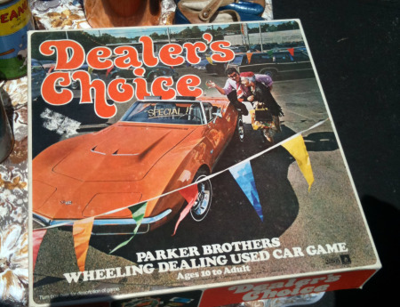 Copy of Dealers Choice Game