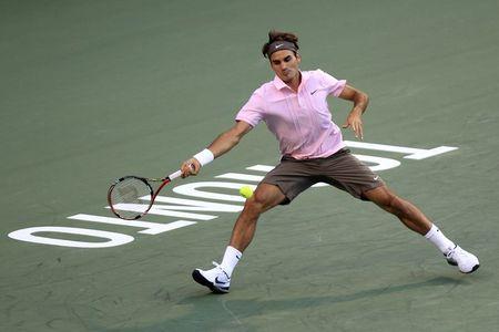 Roger Federer 1st R Win Toronto.10 r