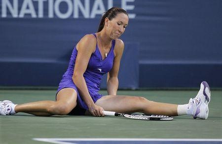Jelena Jankovic 1st R Los Montreal.10 r
