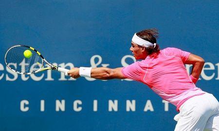 Rafael Nadal 3rd W Cincy.10 g
