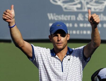Andy Roddick Qf Win Cincy.10 r