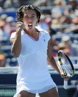 Francesca Schiavone USO.10 4th R Win g