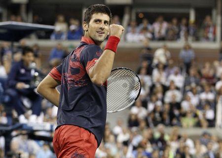 Novak Djokovic USO.10 3rd R Win r