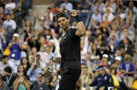 Rafael Nadal USO.10 4th R Win g