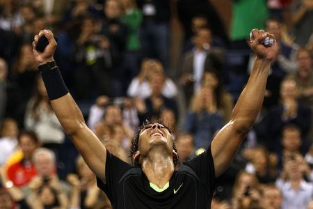 Rafael Nadal USO.10 Winner g