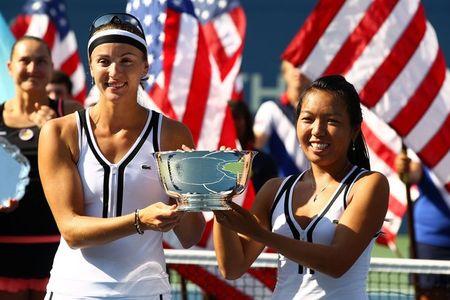Vania King Yaroslava Shvedova USO.10 Win g