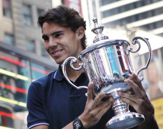 Rafael Nadal USO.10 Times Square 1 r