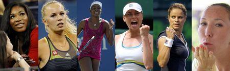 WTA Top 6 Sept.10