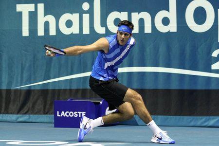 Juan Martin Del Potro Bangkok.10 1st R Loss