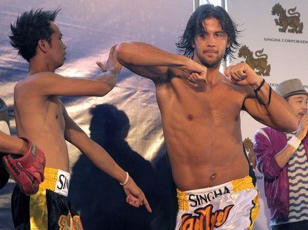 Fernando Verdasco Bangkok.10 Kick Box 4