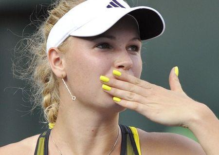 Caroline Wozniacki Tokyo.10 Sf Win g