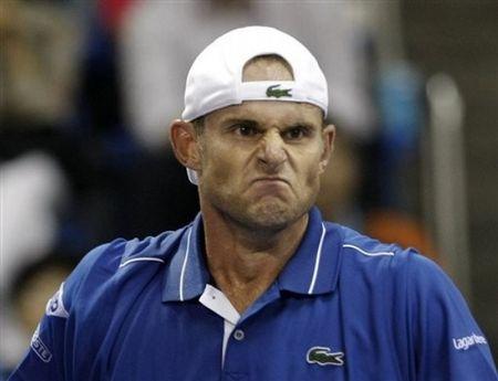 Andy Roddick USO.10 Pissy Face ap