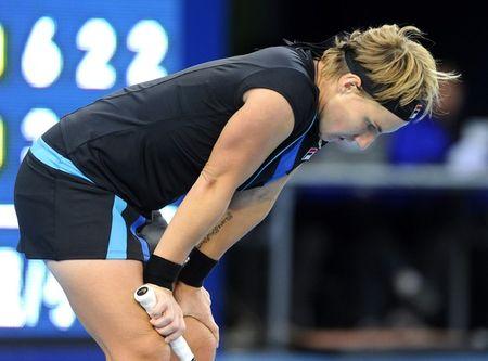 Svetlana Kuznetsova Beijing.10 1st R Loss g