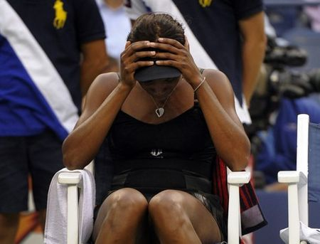 Venus Williams USO.10 Head Hang