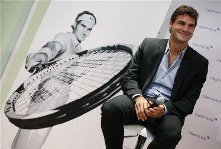 Roger Federer Hong Kong Presser Oct.10 2 ap