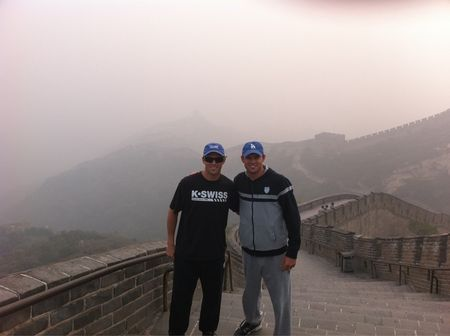 Bryan Brothers Great Wall of China