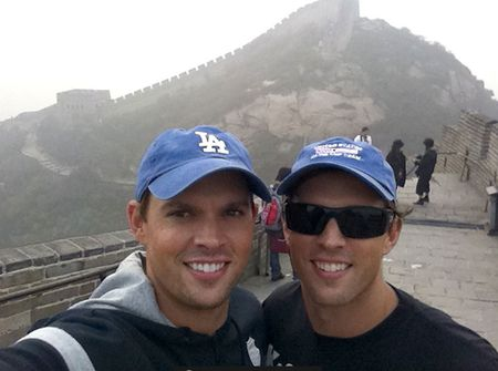Bryan Brothers Great Wall of China 2