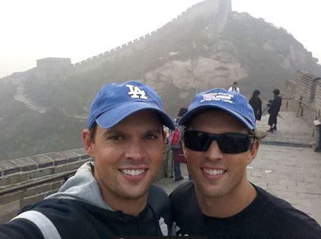 Bryan Brothers Great Wall of China 2