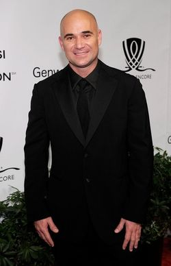 Andre Agassi Foundation Event 2010