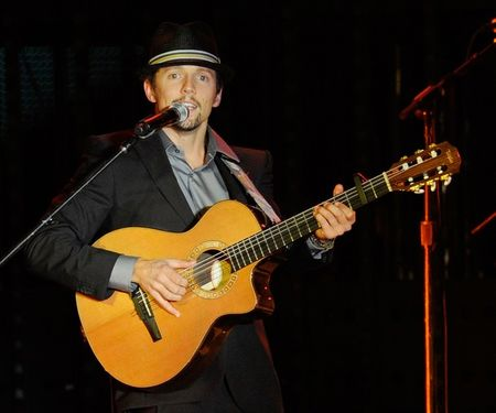 Jason Mraz Foundation Event 2010