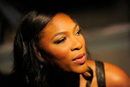 Serena Williams Glam Shot