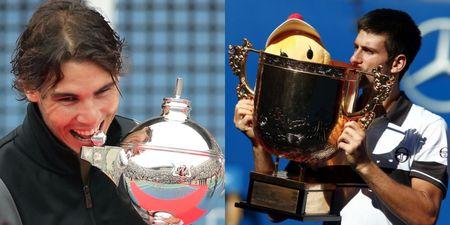 Rafael Nadal Tokyo.10 Novak Djokovic Beijing.10 Winners